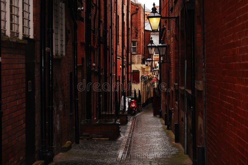 улица Leeds Стоковые Фото