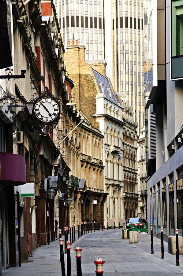 улица london стоковая фотография rf