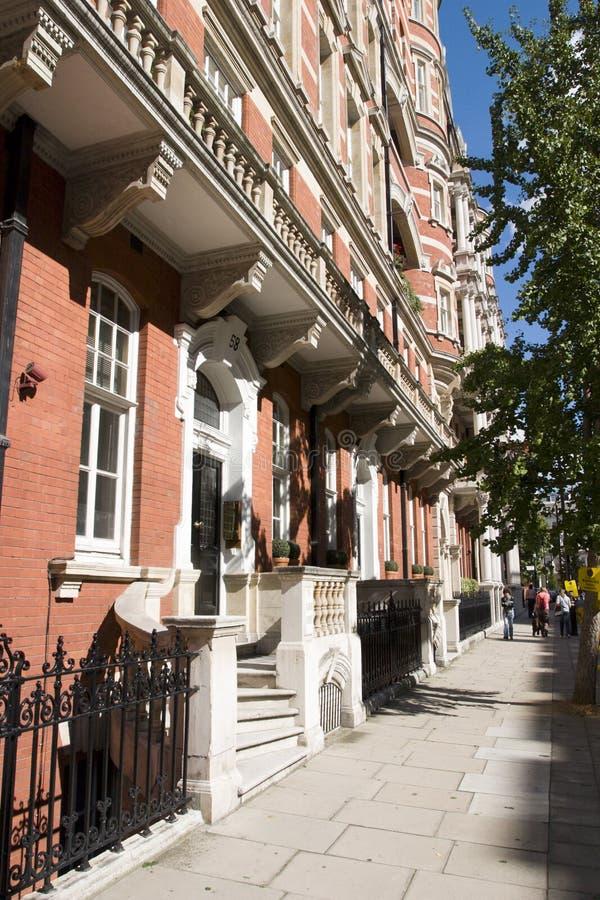 улица london стоковые изображения rf