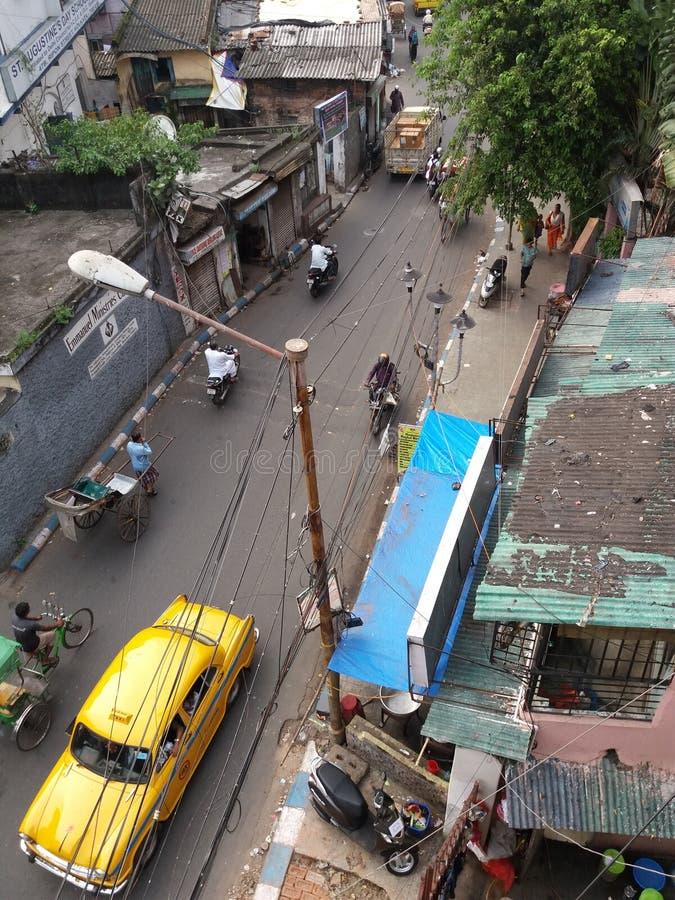 Улица Ripon стоковое фото