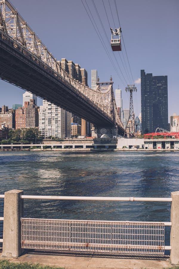 улицы york города новые стоковое изображение rf