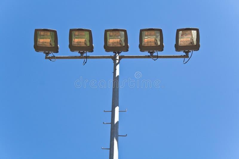 уличные фонари стоковое фото
