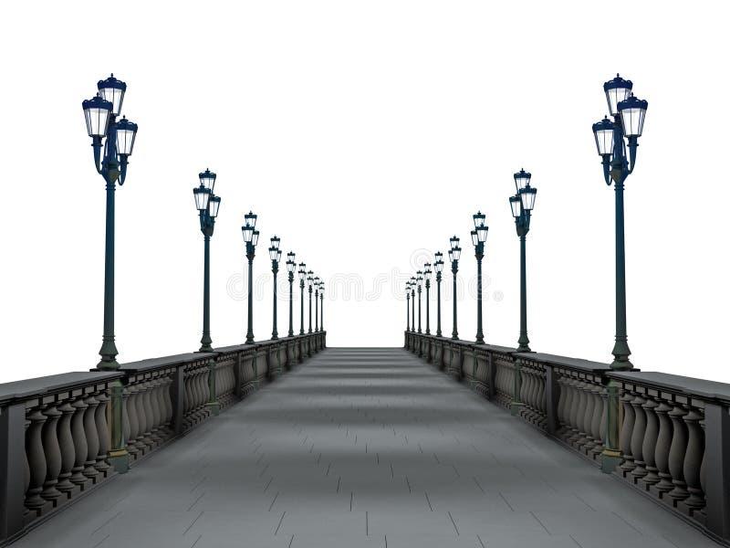 уличный свет бесплатная иллюстрация