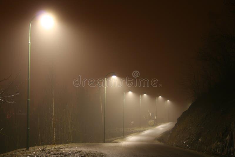 уличный свет стоковое изображение rf