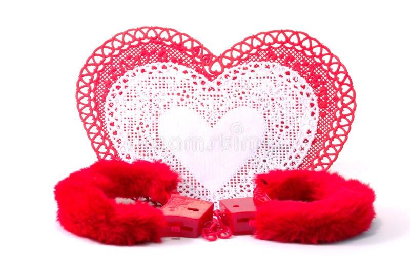 уловленная влюбленность Стоковая Фотография RF