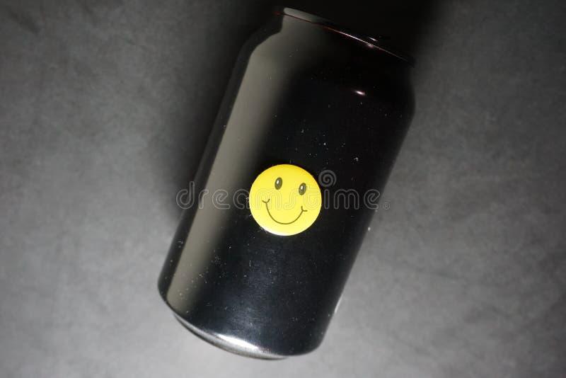 Улыбка Сода стоковые фотографии rf