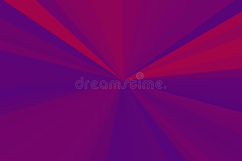 Ультрафиолетов запачканная цветом абстрактная предпосылка световых лучей Ультрафиолетов фиолетовая конфигурация пучка излучения д стоковые изображения rf