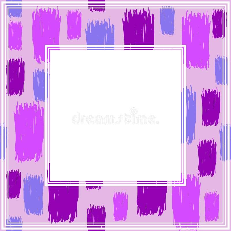 Ультрафиолетов border-01 бесплатная иллюстрация