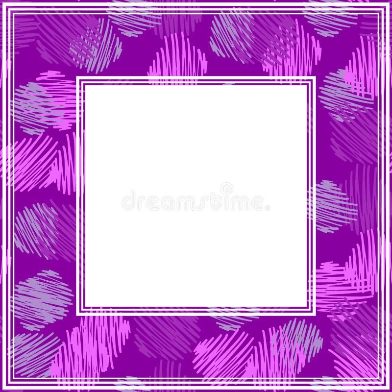 Ультрафиолетов border-05 бесплатная иллюстрация