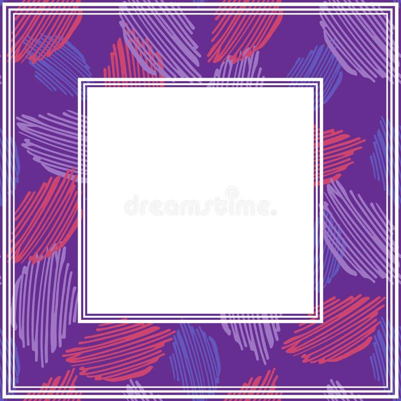Ультрафиолетов border-11 бесплатная иллюстрация
