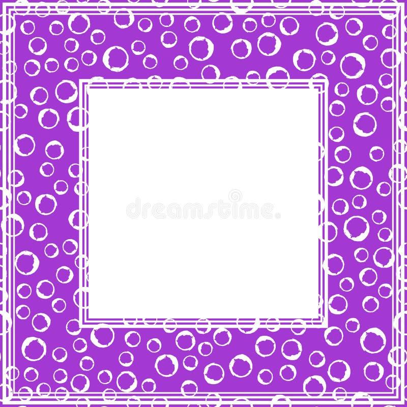 Ультрафиолетов border-15 бесплатная иллюстрация