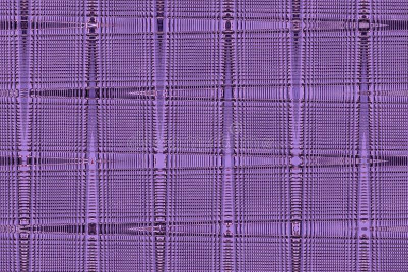 Ультра фиолетовая ткань образца, поверхность ткани зернистая для обложки книги, linen элемента дизайна, текстуры grunge иллюстрация вектора