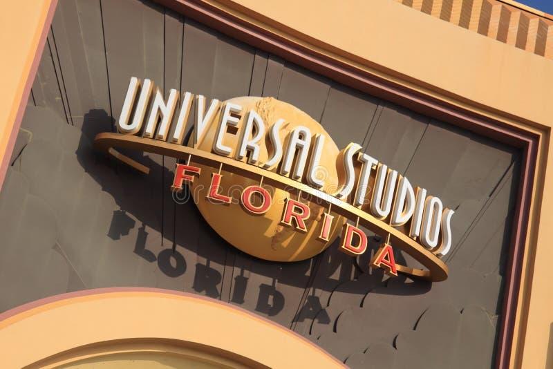 универсалия студии florida orlando стоковая фотография