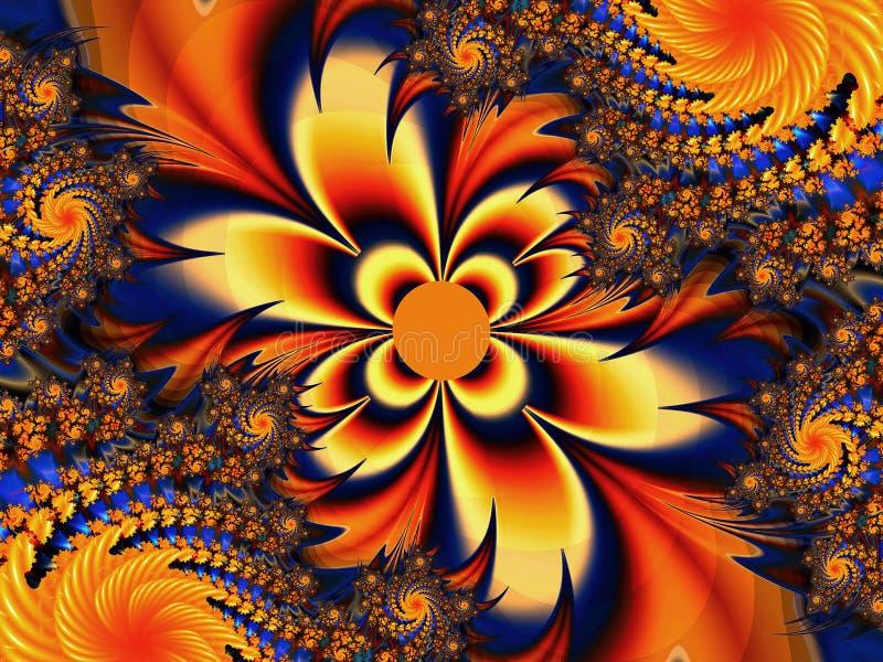 универсалия цветка бесплатная иллюстрация