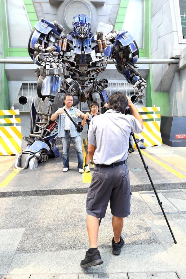универсалия студии singapore стоковое изображение