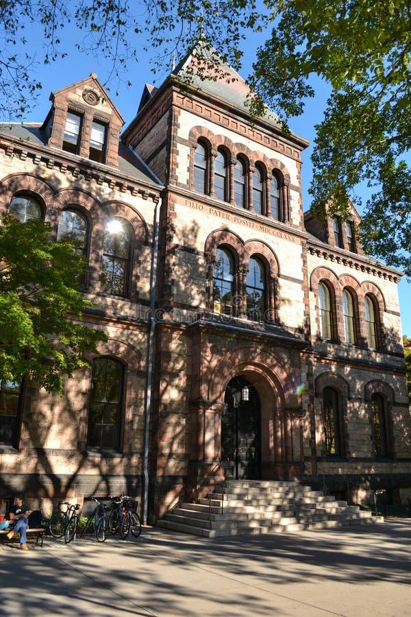Университет Брайна стоковая фотография rf