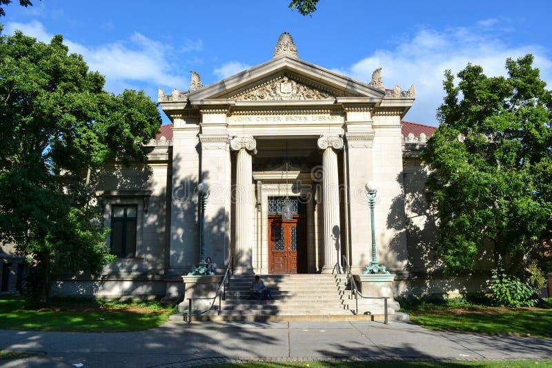Университет Брайна стоковая фотография
