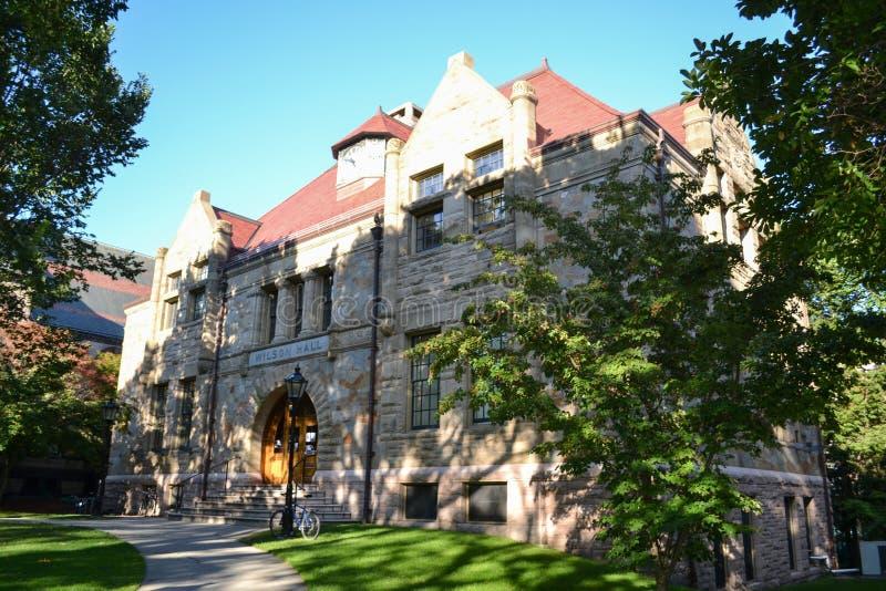 Университет Брайна стоковое фото