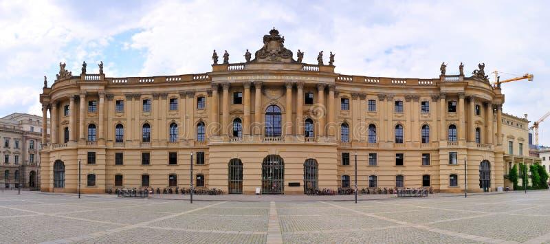 Университет Гумбольдта Берлина, Германии стоковое изображение rf