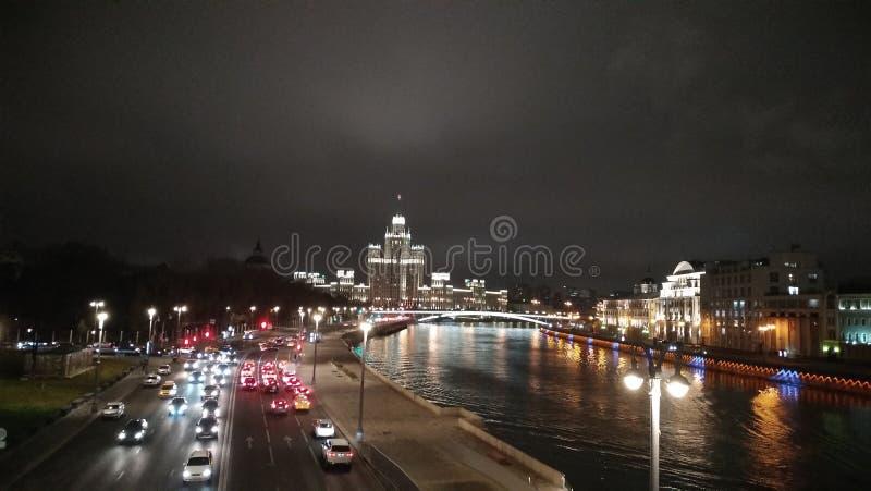 Университет Москвы стоковые фото