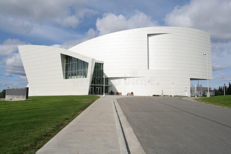 университет музея стоковое изображение rf