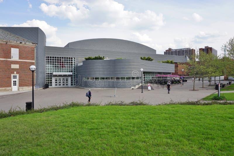 Университет Цинциннати, Огайо стоковые изображения