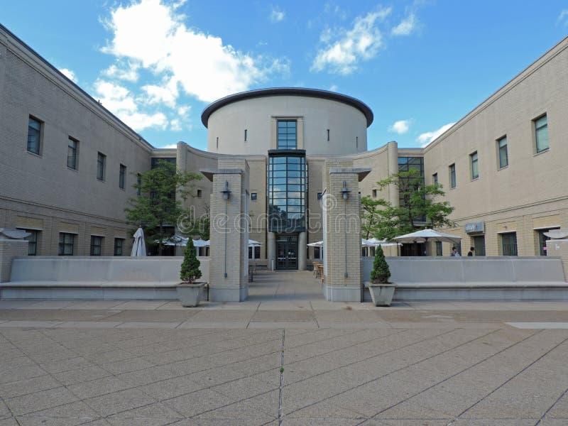 Университет Carnegie Mellon стоковые фотографии rf