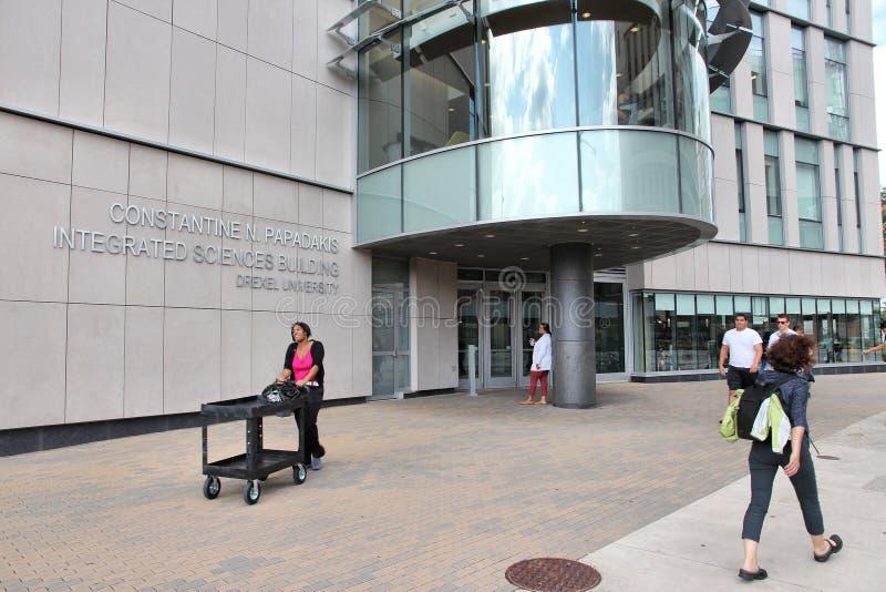 Университет Drexel стоковая фотография rf
