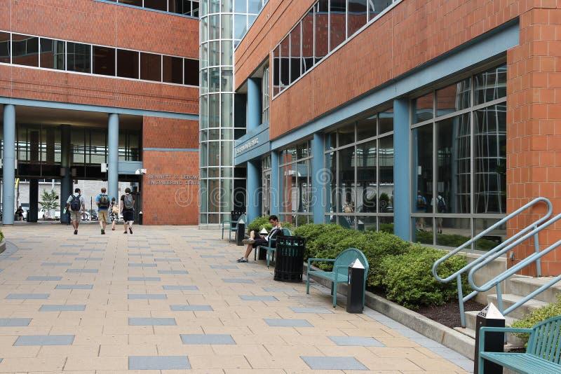 Университет Drexel стоковое изображение