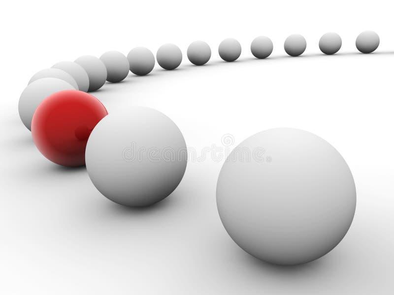 уникальность принципиальной схемы иллюстрация штока