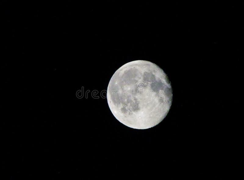 лунно стоковое изображение