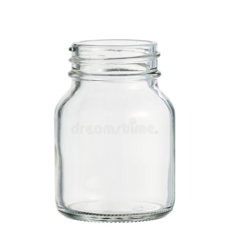 Упаковка стеклянной бутылки фармацевтическая стоковая фотография