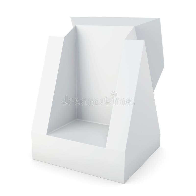 Упаковывая коробка коробки перевод 3d иллюстрация штока