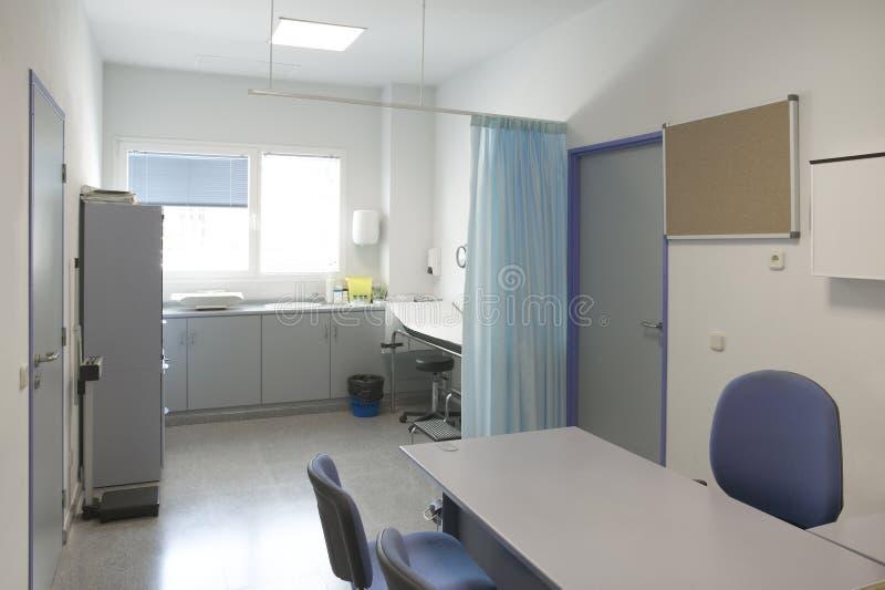 Управление и исследование комнаты хирургии больницы медицинские стоковая фотография rf