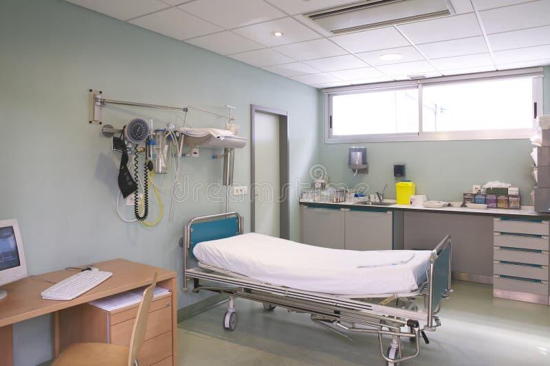 Управление и исследование комнаты хирургии больницы медицинские стоковые изображения rf