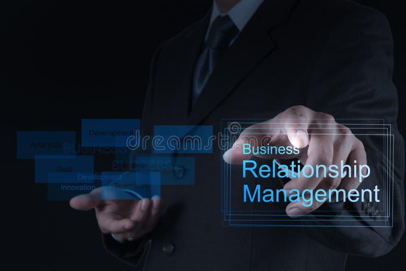 Управление отношения шоу-бизнеса руки бизнесмена стоковые изображения