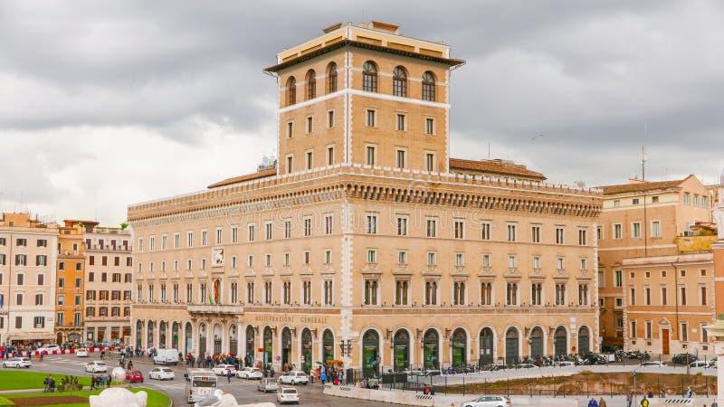 Download Управление страхования Generali в Риме Редакционное Фото - изображение насчитывающей ведущего, rome: 81808456