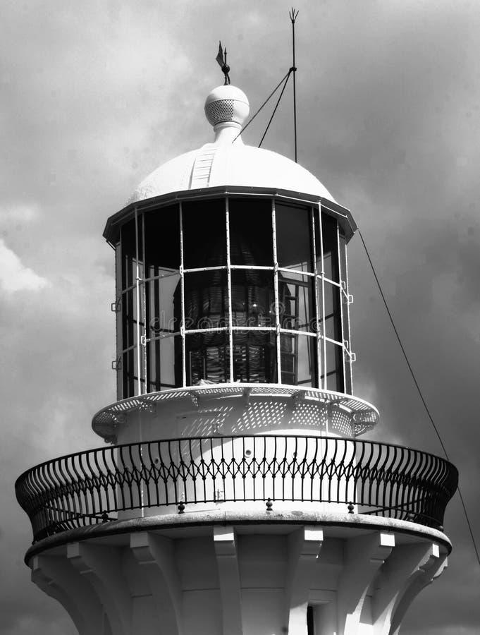 Уплотнение трясет башенку маяка стоковое фото