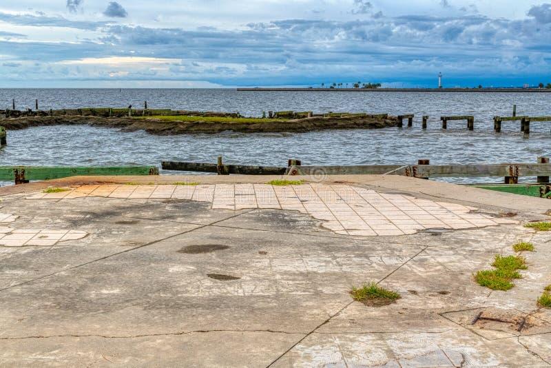 Ураган Катрина стоковые фото