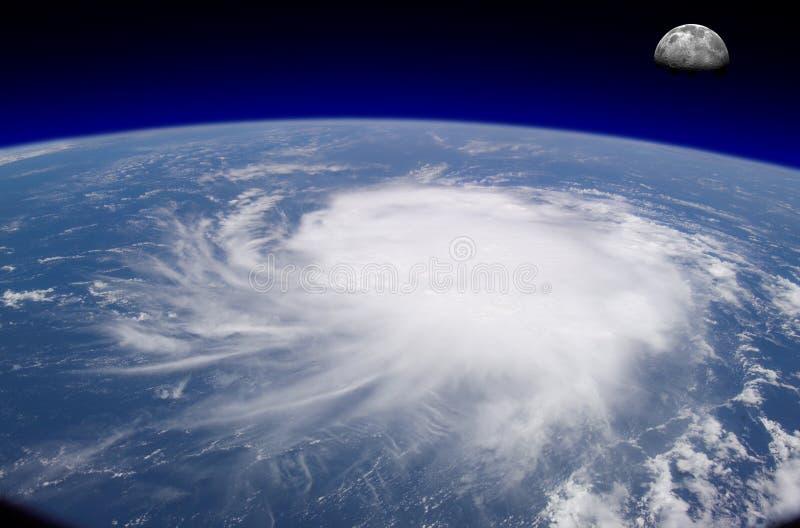 ураган стоковая фотография rf