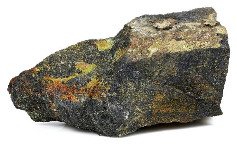 Урановая руда стоковое фото