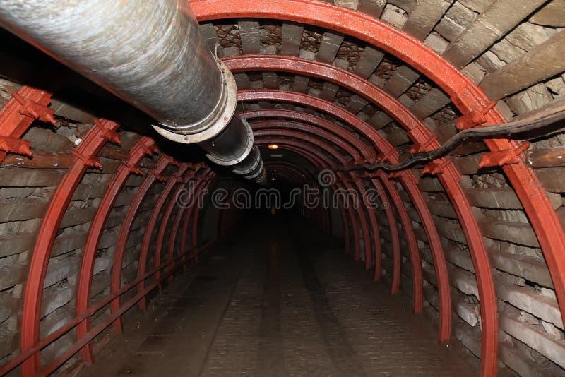 уран шахты стоковое фото