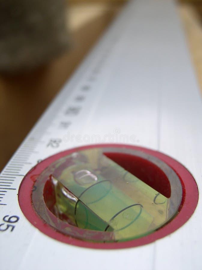 уровень s плотника стоковая фотография