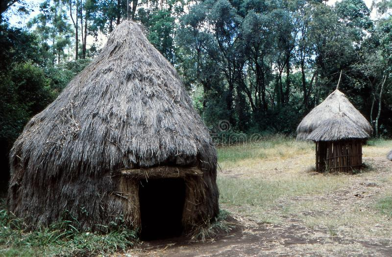 Усадьба в Таите Хут, Бомас, Найроби, Кения стоковое фото