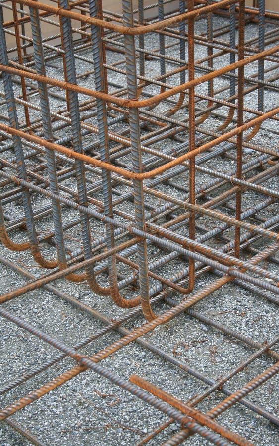 Download усиливая сталь стоковое фото. изображение насчитывающей сталь - 1177790