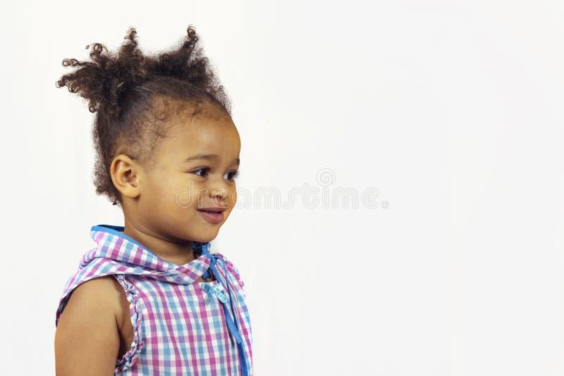 усмехаться красивейшего ребенка стоковая фотография