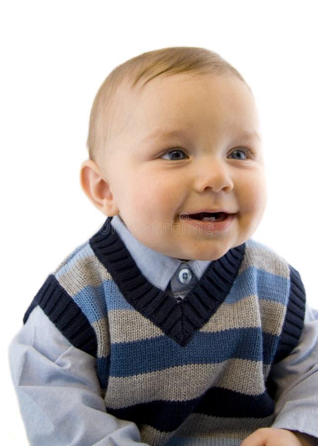 усмехаться ребёнка стоковые изображения rf