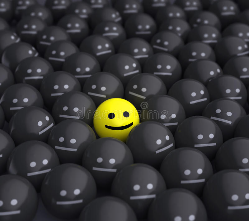 усмешка толпы серая средняя бесплатная иллюстрация
