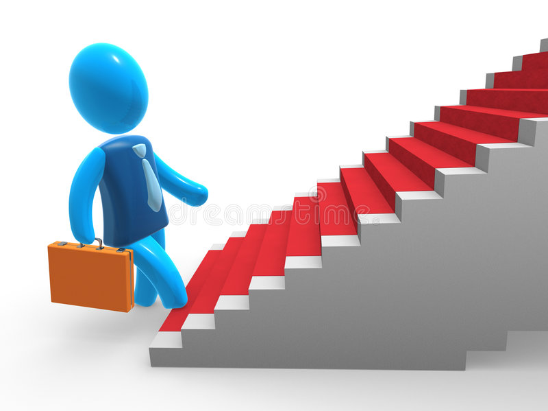 успех лестниц бесплатная иллюстрация
