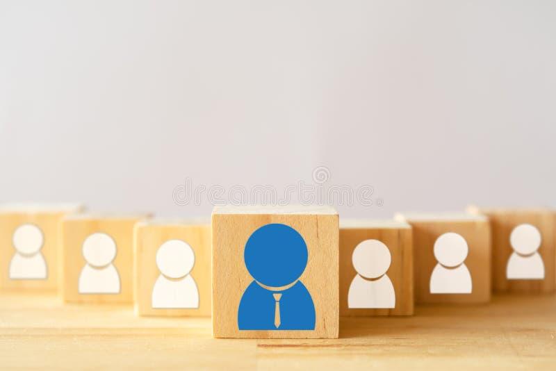 Успешная концепция команды Influencer, usiness, босса, CEO (главный исполнительный директор) или человека руководителя maket стоковые изображения rf